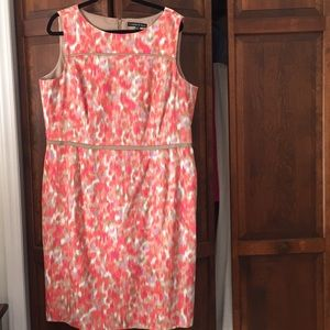 138677ef640 Preston   York Dresses - Dillard s Preston   York watercolor ...